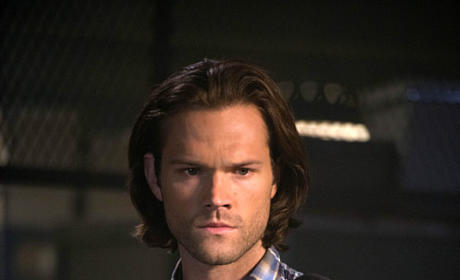 Looking Stern - Supernatural Season 10 Episode 3