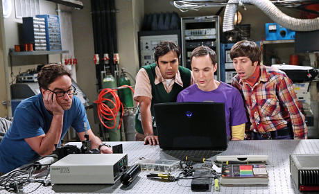 The Big Bang Theory Season 8 Report Card: Grade It!