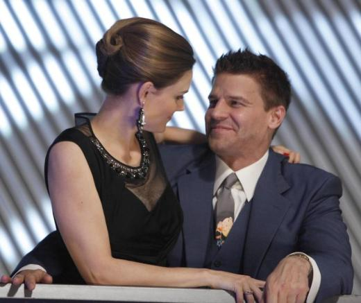 Brennan and Booth Photo