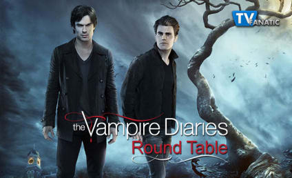 The Vampire Diaries Round Table: Almost Best Friends