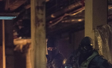 Fight! - Arrow Season 4 Episode 1