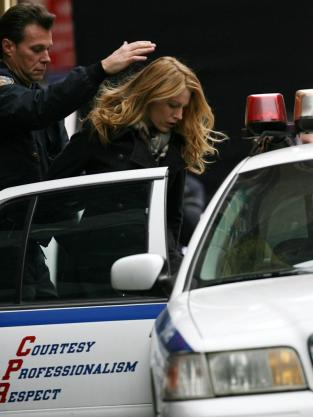 Serena Arrested!