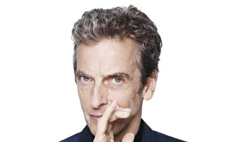 Peter Capaldi Named New Doctor Who!