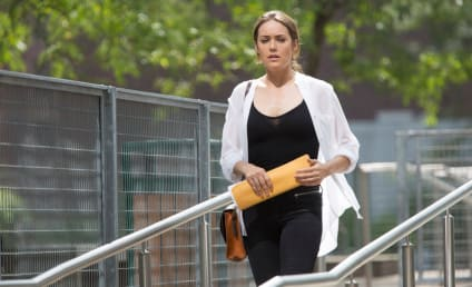 The Blacklist Season 2 Premiere Pics: Liz and Red Together