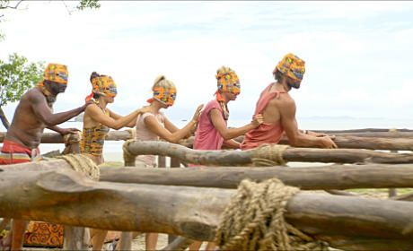 Ometepe Competes in a Challenge