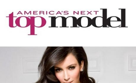 Kim Kardashian to Guest Judge on America's Next Top Model