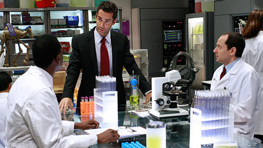 Ted and His Scientists