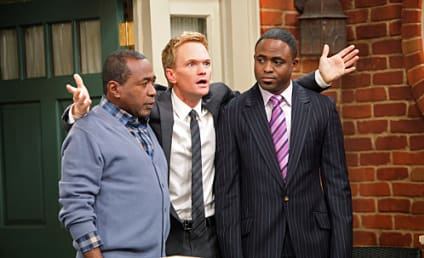 How I Met Your Mother Review: Black for a Day