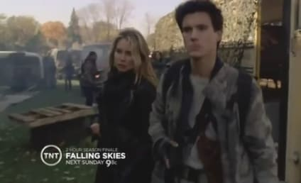 Falling Skies Season Finale Preview: An Impending Attack