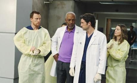 More Grey's Anatomy Spoilers For January