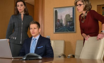 The Good Wife Scoop: Matt Czuchry on Cary's Traumatic Journey, Feelings For Kalinda & More