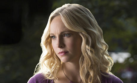 Sullen Caroline - The Vampire Diaries Season 6 Episode 7