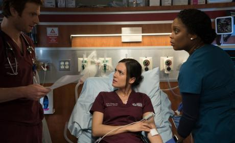 Chicago Med Season 1 Episode 17 Review: Withdrawal