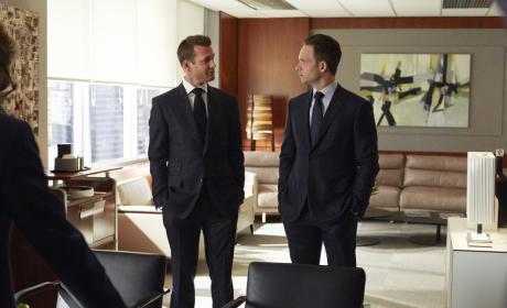 Suits Season 5 Episode 1 Review: Denial