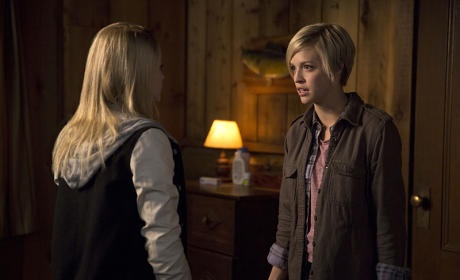 Tasha and Kate - Supernatural Season 10 Episode 4