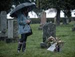 At Rosie's Grave