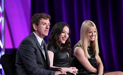 2 Broke Girls Creator Clashes with Reporters Over Sitcom Tone, Humor