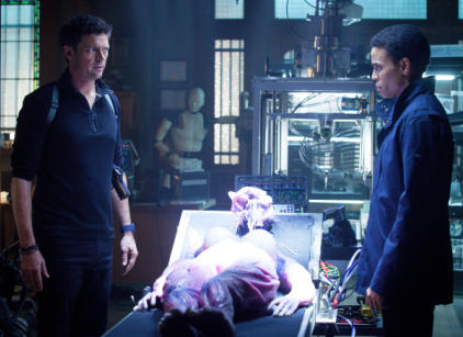 Watch Almost Human Season 1 Episode 2 Online