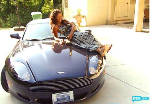 Nice Aston Martin