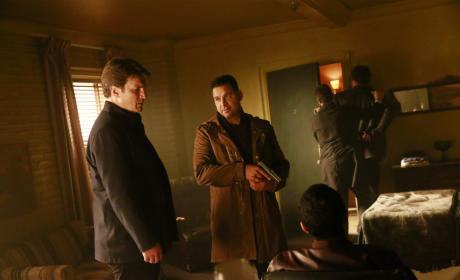 The Real Cool Boys - Castle Season 8 Episode 6