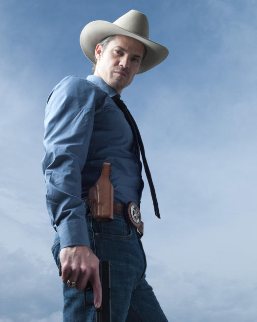 As Raylan Givens
