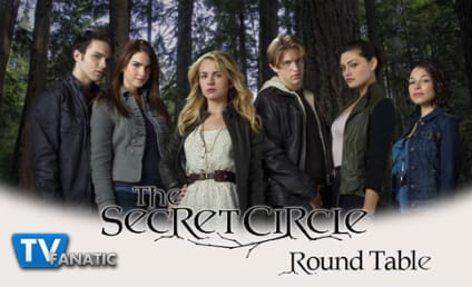"The Secret Circle Round Table: ""Lucky"""