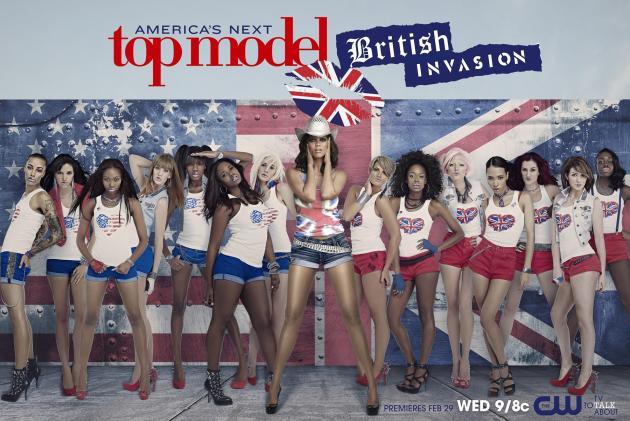 America's Next Top Model Promo Pic