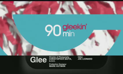 Glee Episode Preview: Rhinoplasty and Self-Acceptance