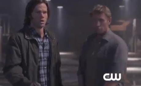 Supernatural Sneak Peek: Sam Sees Things