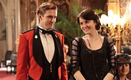 Dan Stevens: Out of Downton Abbey Season 4?