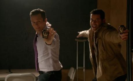 Funniest Moment: Ryan and Esposito Get Lucky