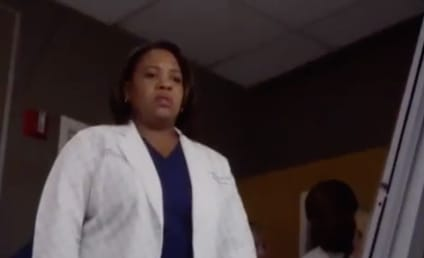 Grey's Anatomy Episode Promo: Hail to the Chief?