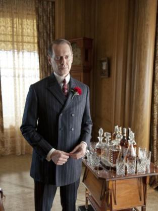 Steve Buscemi as Nucky Thompson