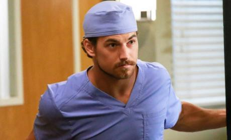 Giacomo Gianniotti Promoted to Series Regular on Grey's Anatomy