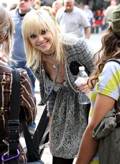 Taylor Momsen Style Watch
