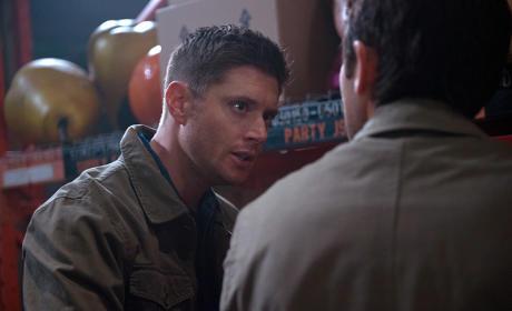 Dean needs to talk - Supernatural Season 11 Episode 3