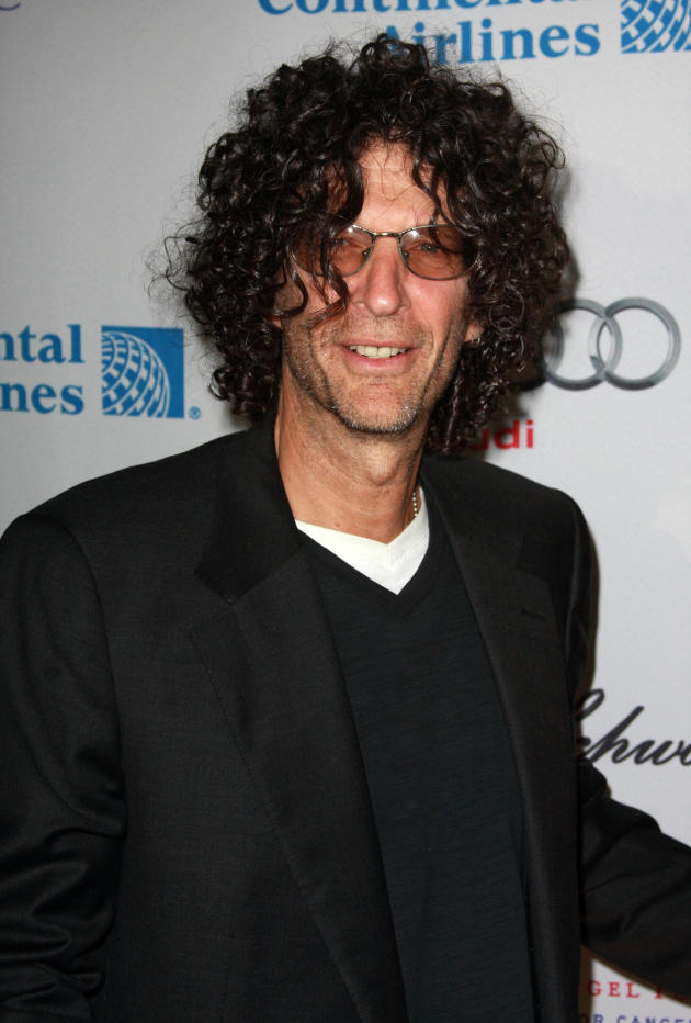Howard Stern Pic