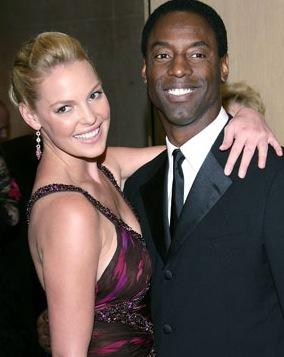 Katherine Heigl, Isaiah Washington