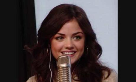Lucy Hale Interview