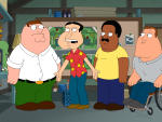 The Detective Agency - Family Guy