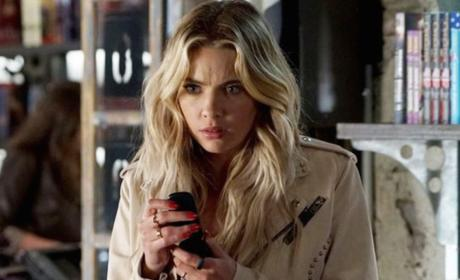 Worried Hanna - Pretty Little Liars Season 7 Episode 6