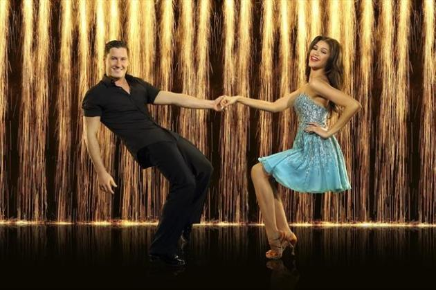 Zendaya and Val Chmerkovskiy
