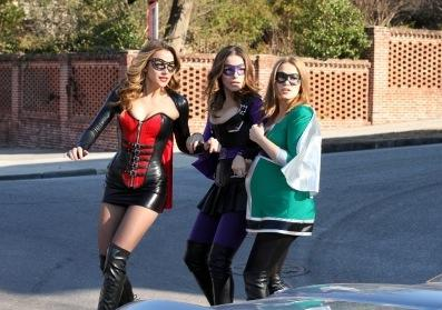 Brooke, Haley and Quinn