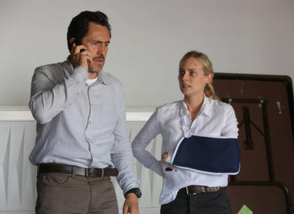 Watch The Bridge Season 1 Episode 10 Online