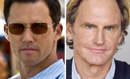 Jere Burns to Play Major Role on Burn Notice