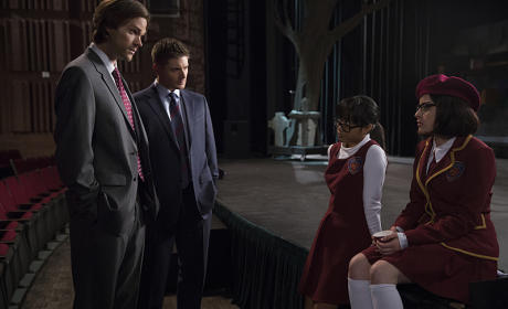 Getting the Scoop - Supernatural Season 10 Episode 5