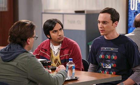 The Big Bang Theory Review: Let Him Go