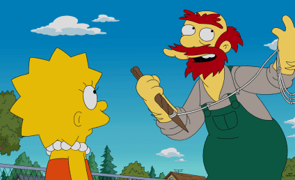 The Simpsons Season 26 Episode 22 Review: Mathlete's Feat