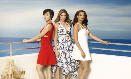Mistresses Season 4 Cast