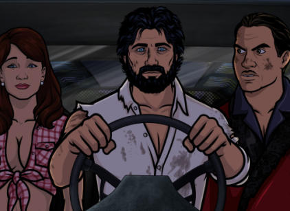 Watch Archer Season 5 Episode 12 Online